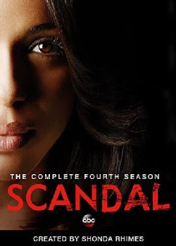 Scandal: The Complete Fourth Season (DVD)