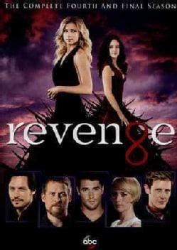 Revenge: The Complete Fourth Season (DVD)