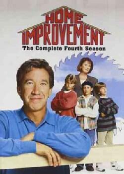 Home Improvement: Season 4 (DVD)