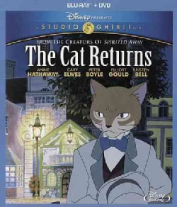 The Cat Returns (Blu-ray/DVD)