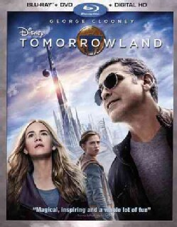 Tomorrowland (Blu-ray/DVD)