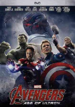 Marvel's Avengers: Age Of Ultron (DVD)