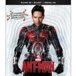 Ant-Man 3D (Blu-ray Disc)