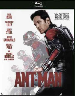 Ant-Man (Blu-ray Disc)
