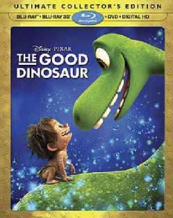The Good Dinosaur 3D (Blu-ray/DVD)