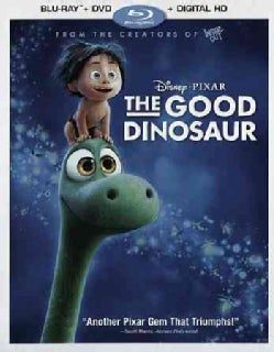 The Good Dinosaur (Blu-ray/DVD)