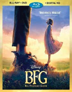 The BFG (Blu-ray/DVD)