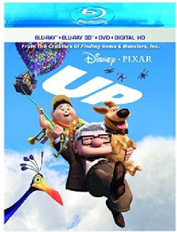 Up 3D (Blu-ray/DVD)