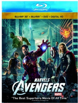 Marvel's The Avengers 3D (Blu-ray/DVD)