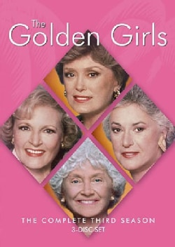 The Golden Girls: The Complete Third Season (DVD)