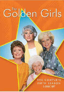 The Golden Girls: The Complete Fifth Season (DVD)