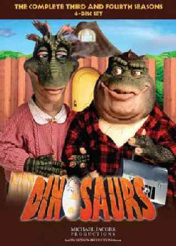 Dinosaurs: The Complete Third & Fourth Seasons