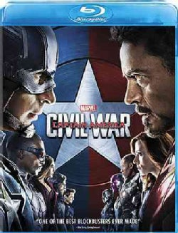 Marvel's Captain America: Civil War (Blu-ray Disc)