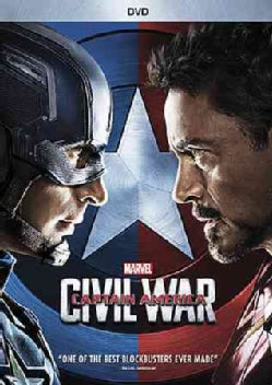 Marvel's Captain America: Civil War (DVD)