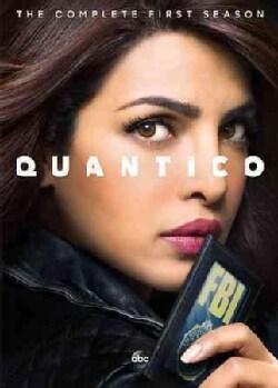 Quantico: The Complete First Season (DVD)