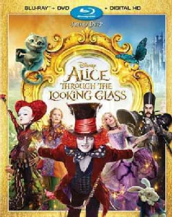 Alice Through The Looking Glass (Blu-ray/DVD)