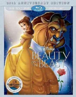 Beauty and the Beast: 25th Anniversary Edition (Blu-ray/DVD)