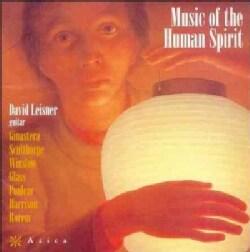 David Leisner - Music of the Human Spirit