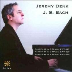Jeremy Denk - Bach: Partitas Nos 3, 4 & 6