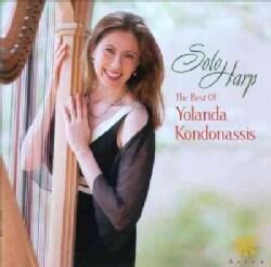 Various - Solo Harp: Best of Yolanda Kondonassis