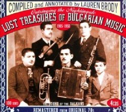 Various - Outsinging The Nightingale: Lost Treasures of Bulgarian Music 1905-1950