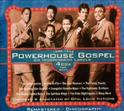 Various - Powerhouse Gospel On Independent Labels 1946-1959