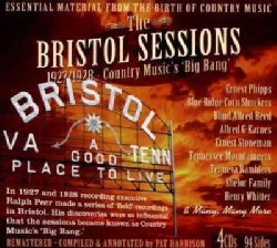 Various - The Bristol Sessions 1927/28: Country Music's Big Bang