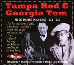 Tampa Red - Chicago: 1929-1935