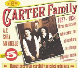 Carter Family - Carter Family 1927-1934