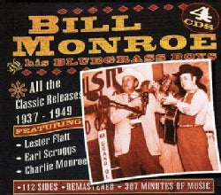 Bill Monroe - All the Classic Releases 1937-1949