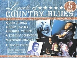 Various - Legends of Country Blues