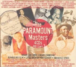 Various - The Paramount Masters