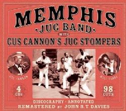 Gus Cannon's Jug Stompers - Memphis Jug Band & Gus Cannon's Jug Stompers