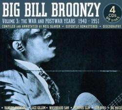 Big Bill Broonzy - Big Bill Broonzy: Vol Three 1940-51