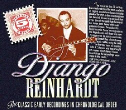 Django Reinhardt - Classic Early Recordings
