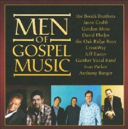 Various - Men Of Gospel Music