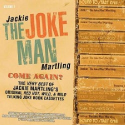 Jackie Martling - Come Again? the Very Best Of... (Parental Advisory)