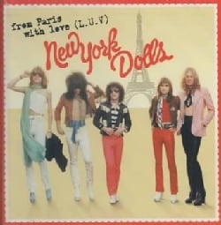 New York Dolls - From Paris With Love Luv