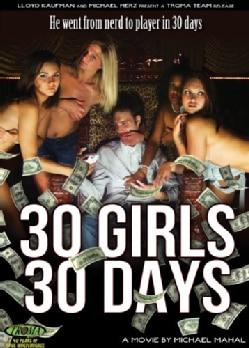30 Girls In 30 Days (DVD)