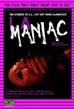 L.A. Maniac (DVD)