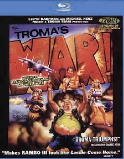 Troma's War (Blu-ray Disc)
