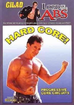 Gilad: Lord of the Abs: Hard Core! (DVD)