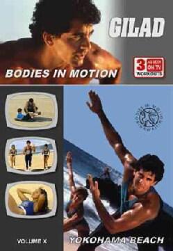 Gilad: Bodies in Motion: Yokohama Beach (DVD)