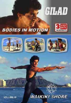 Gilad: Bodies in Motion: Waikiki Shore (DVD)