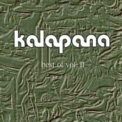 Kalapana - Best of Vol 2