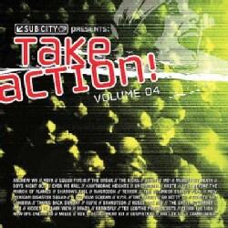 Various - Take Action! Volume 4
