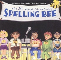 Original Cast - The 25th Annual Putnam County Spelling Bee