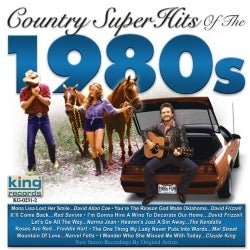 Various - Country Super Hits of The 1980's