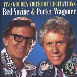Red Sovine/P Wagoner - Two Golden Voices of Recitat