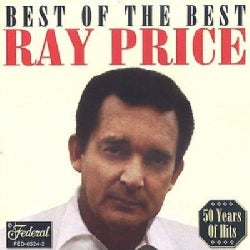 Ray Price - Best Of The Best